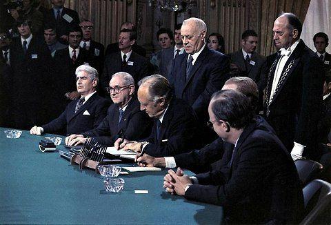 Jan. 23, 1973 | Nixon Announces End of U.S. Involvement in Vietnam