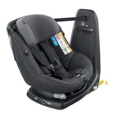 Siège Auto AxissFix I-Size Bébé Confort Triangle Black - Bébé Surfeur