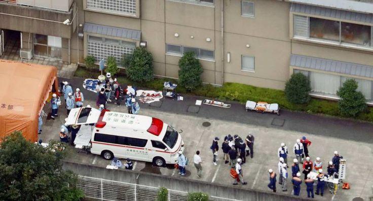 Ιαπωνία: Σκότωσε 19 άτομα με μαχαίρι για «να απαλλάξει τον κόσμο από τους ανάπηρους»!