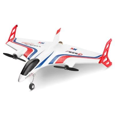 XK X520-W - $113.58 720P WiFi 6CH Brushless Vertical Stunt Fixed-wing Aircraft COLORMIX   #Aircraft, #RC, #Airplane, #радиоуправляемый, #самолет, #gearbest   6687