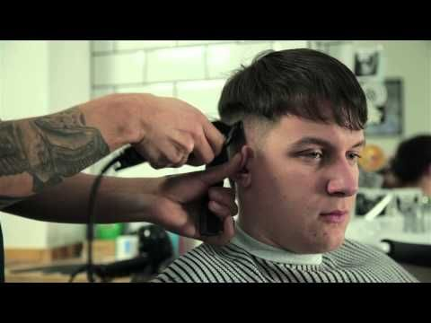 Barber School - Basic Clipper Cutting - Using Your Guards - For Beginners (The Nomad Barber) - YouTube