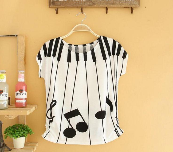 Blusa de music