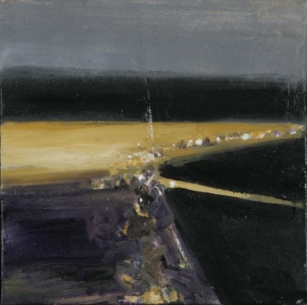 Paintings by Norwegian artist Ørnulf Opdahl. I love hos works.