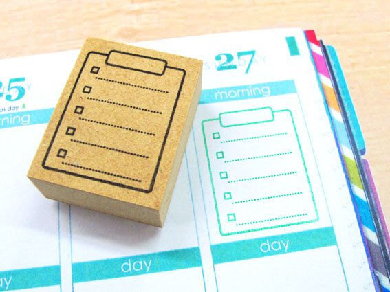 Japanese Rubber Stamp for ErinCondren,PostCard,tiny stamp,planner,Calendar, scheduler diary and for designers,cool japan ,Kanji,todos-11 by CoolJapanSTAMP on Etsy https://www.etsy.com/listing/223359496/japanese-rubber-stamp-for