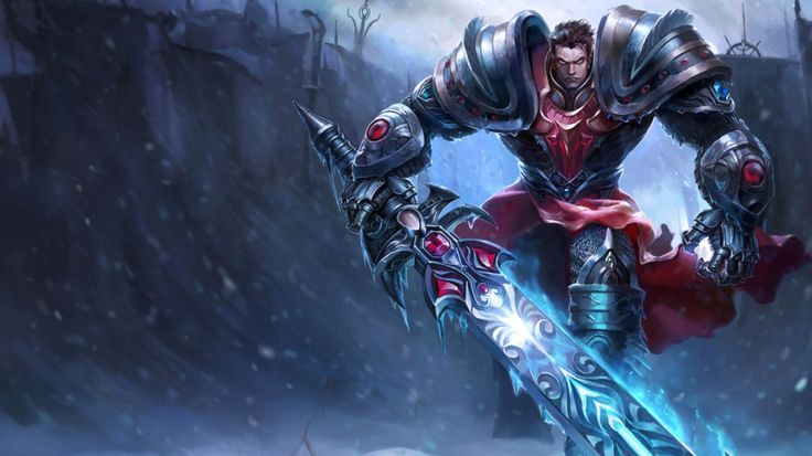 Dread Knight Garen