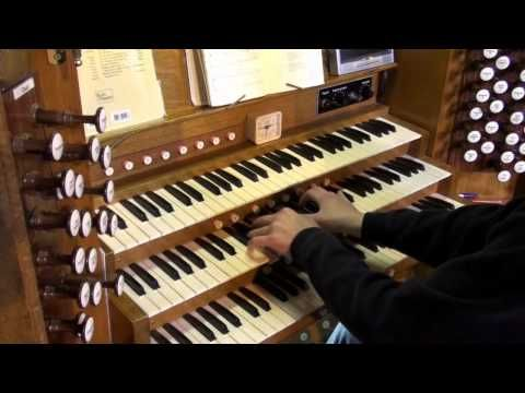 All Saints Church Oystermouth Swansea Organ Music By Rob Charles