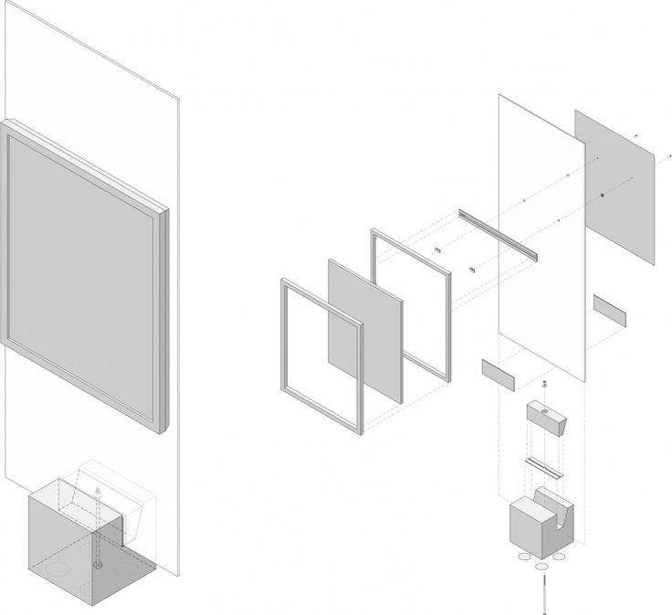 MASP EXPOGRAFIAS - Metro Arquitetos - Cavaletes de Lina