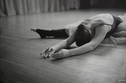Atalanta Dance: Stretching