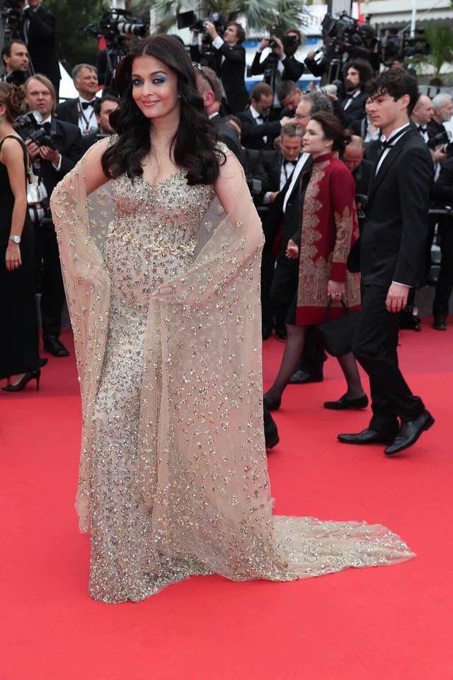 Aishwarya Rai at Cannes 2016