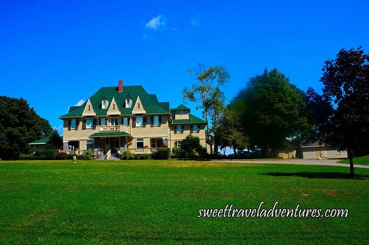 A Mansion in St. Andrews-by-the-Sea, New Brunswick, Canada