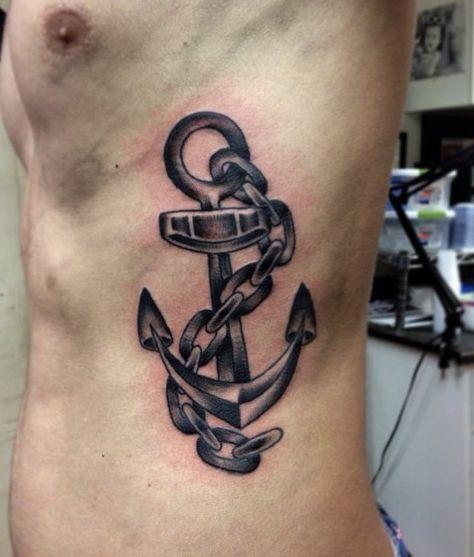 15 Best Forearm Tattoos Done At Iron Buzz Tattoos Mumbai: Best 25+ Anchor Tattoo Men Ideas On Pinterest