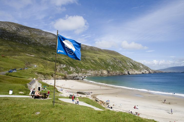 Blue Flag Beaches County Mayo