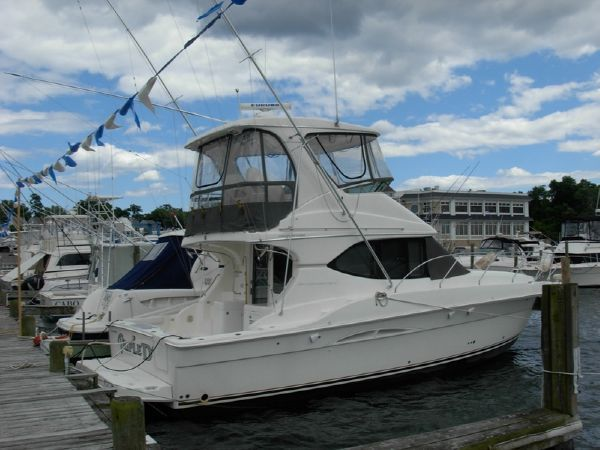 2003 38' Used Silverton 38 Convertible Saltwater Fishing Boat For Sale - $159,900 - Point Pleasant Beach, New Jersey. See boat pictures, videos, and detailed specs.