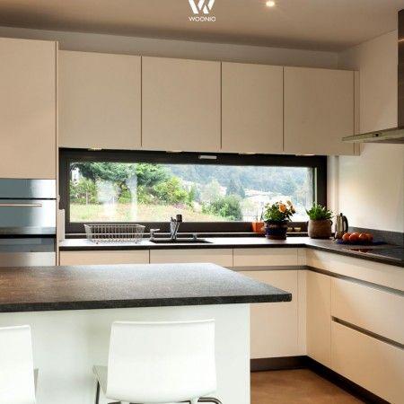 Küchen-Gestaltungsideen für Küchenplaner - WOONIO