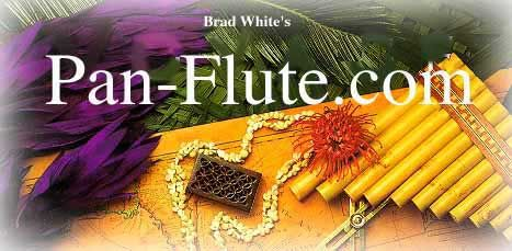 Aloha welcome to Pan-Flute.com a site about panflutes & panpipes