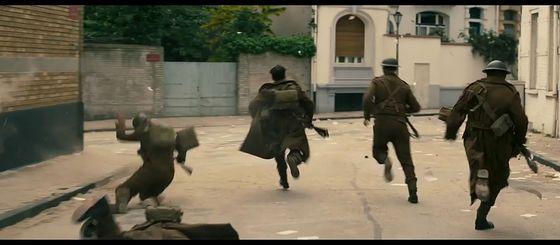 全滅寸前のイギリス軍を救出する必死の撤退戦「ダンケルクの戦い」を描くクリストファー・ノーラン監督最新作「ダンケルク(Dunkirk)」予告編