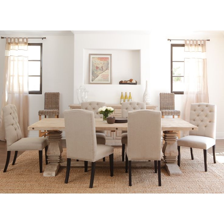 Aidan Reclaimed Pine Dining Table Furniture Pinterest Pine