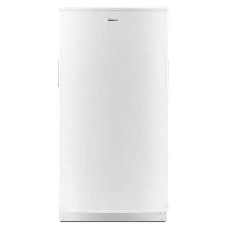 Amana 157 cu ft frost free upright freezer in white