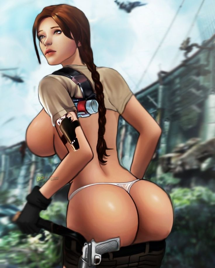 Lara croft tomb raider porn comic