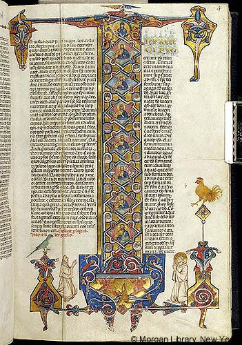 Italy, perhaps Lombardy, 1320 Bible - Images from Medieval and Renaissance…