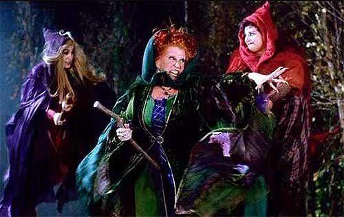 """Hocus Pocus"""" cast & crew return to the Disney lot to reminisce ..."""