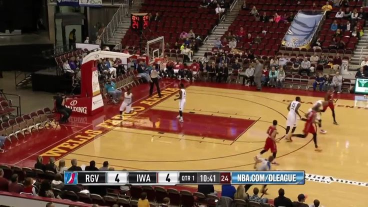Highlights: Toure Murry (15 points) vs. the Energy, 1/27/2015