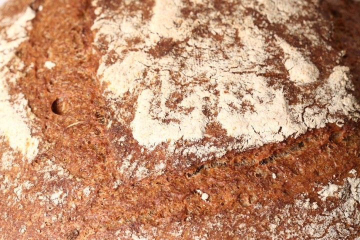 Making a miche – Weekend Bakery