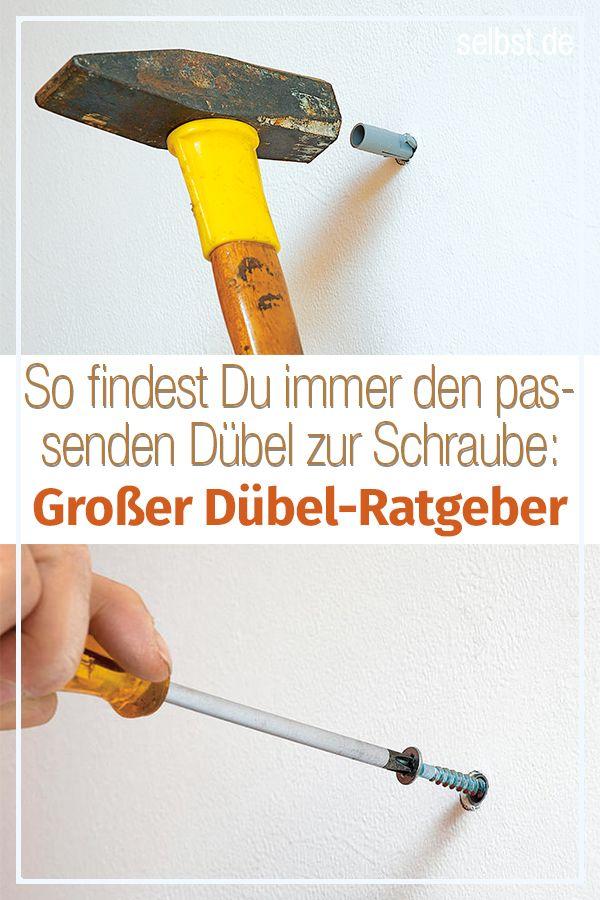 Dübel-Schrauben
