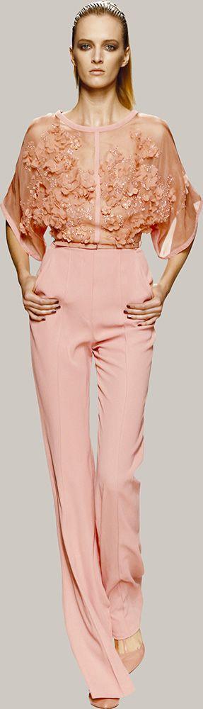 ELIE SAAB - Ready-to-Wear - Spring Summer 2014