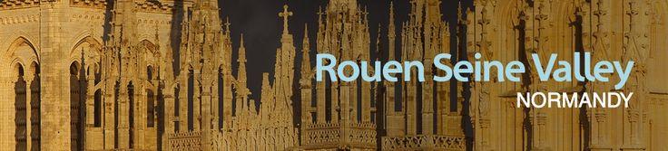 Rouen, France Tourist Site