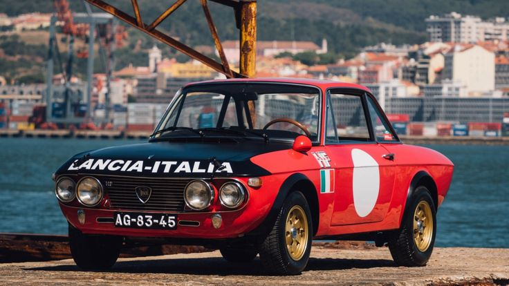 1971 Lancia Fulvia - Coupe Rallye 1.6 H Fanalone   Classic Driver Market