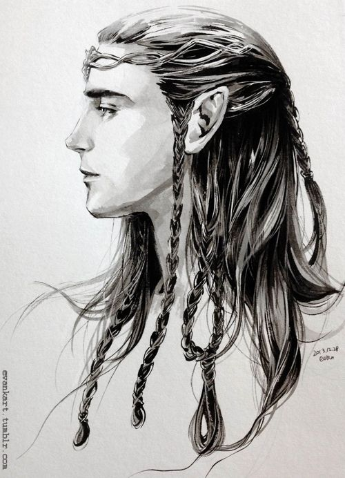 Nácil Vituódhtrán, Crown Prince of the Faeries