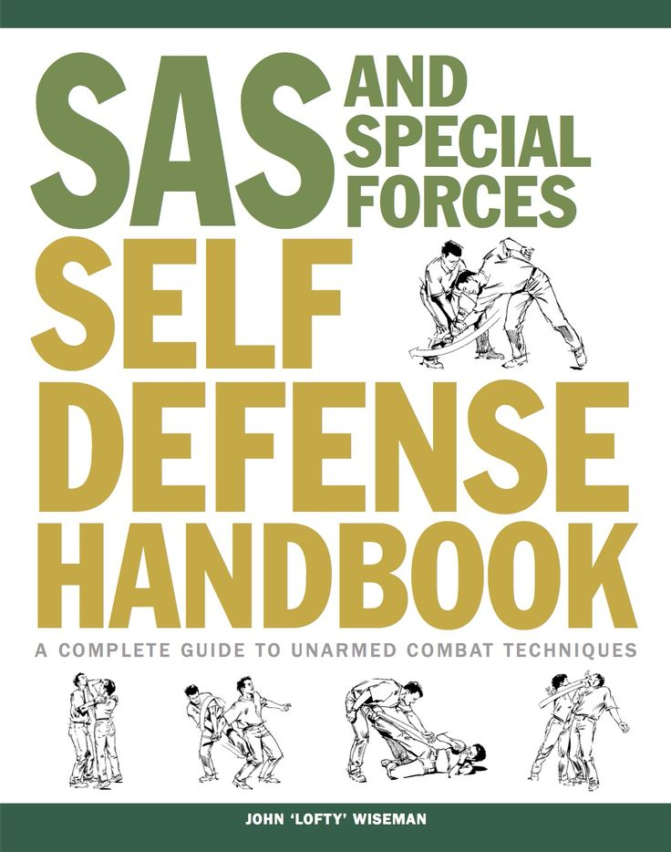 Written by a former Survival Instructor of the SAS, The SAS Self-Defence Handbook provides easy-to-follow, illustrated instructions on coping with all kinds of threatening situations, from muggings to knife attacks. The author teaches you strategies for both avoiding conflict and getting out of a dangerous situation quickly and safely.