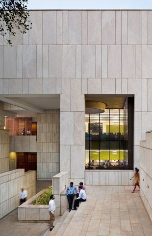 Tata Consultancy Services, Banyan Park - Tod Williams Billie Tsien Architects
