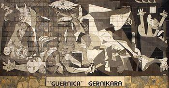 Guernica (cuadro) - Wikipedia, la enciclopedia libre
