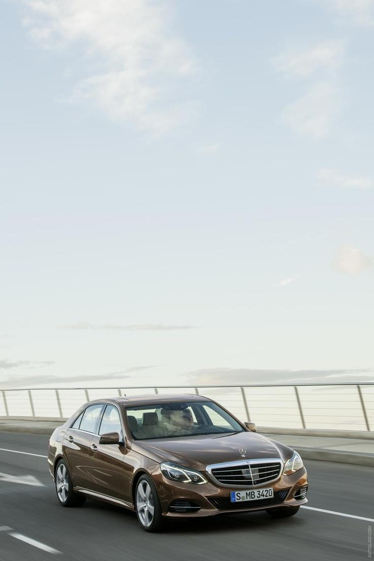 2014 E-Class Mercedes-Benz
