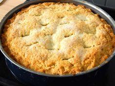 Amerikai almás pite recept