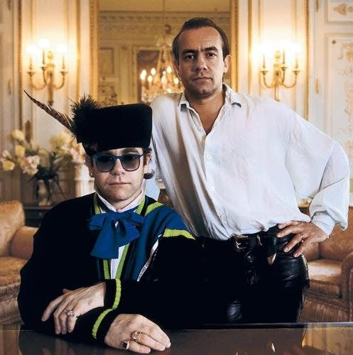 bernie taupin and elton john relationship