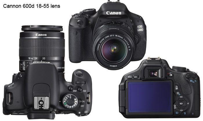 ΠΑΡΤΟ ΛΙΓΟ ΑΛΛΙΩΣ  : DSLR Φωτογραφικές Μηχανές Canon EOS, με Φακούς EF-...