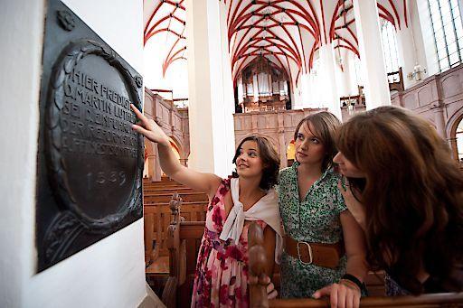 Leipzig auf dem Weg zum Reformationsjubiläum