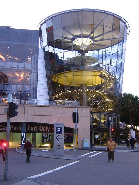 Star City Casino & the Lyric Theatre, Sidney, Australia by betta design, via Flickr #hotelinteriordesigns