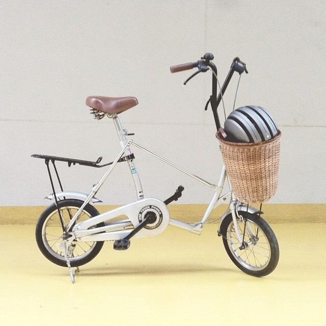 9 Best Bridgestone Picnica Folding Bicycle Images On Pinterest