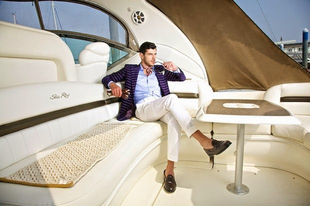 14. Business Class Cruise (Outside Men Photography)