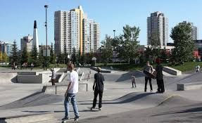 Image result for downtown skatepark