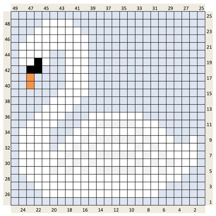 2888 Best Crochet Graph Charts Images On Pinterest