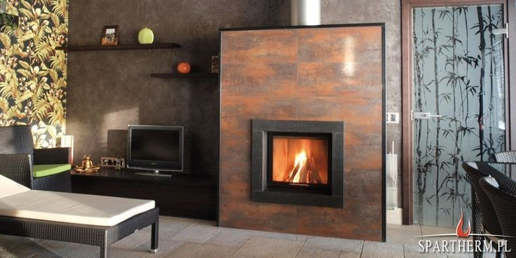 Wkład kominkowy Mini Sh 4S  #spartherm #kominek #kominki #paleniska #piece #wnetrze #fireplace #zainspirujsie
