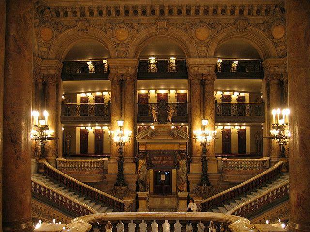 Paris Opera 파리 오페라 하우스