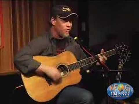 Lullaby --- Amazing how Shawn Mullins generates such a rich and varied sound from a single acoustic guitar.
