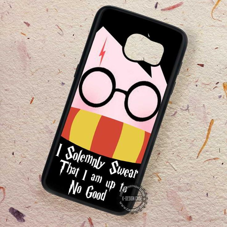 Harry Potter Marauders Map Deadly Hallows - Samsung Galaxy S7 S6 S5 Note 7 Cases & Covers