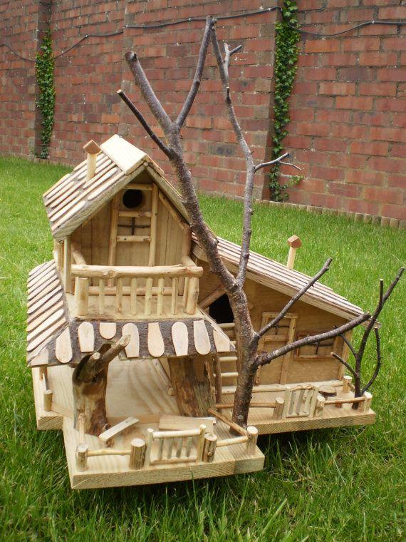 all american bird house.